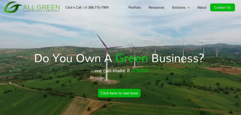 all-green-marketing-inc-saskatoon-saskatchewan