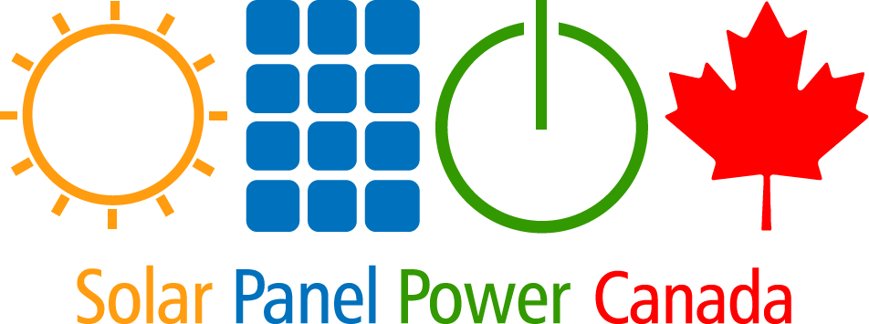 Solar Panel Power Canada Logo