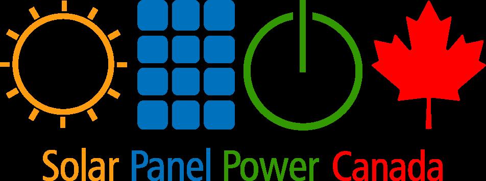 Solar Panel Power Canada Logo