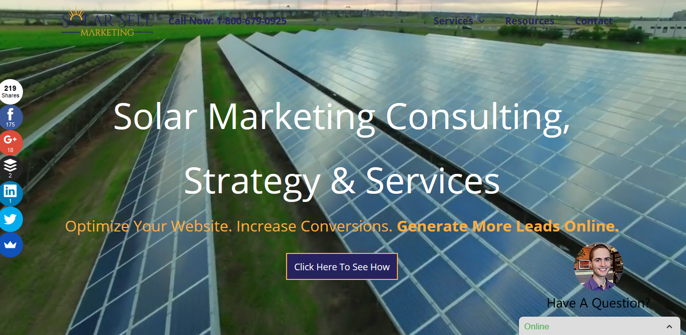 Solar Sell Marketing