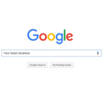your-green-business-in-google-search-bar