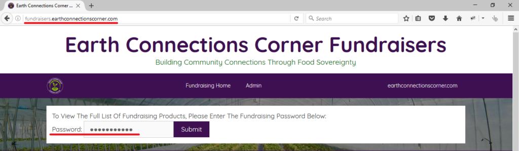 Online Fundraiser Management