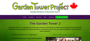 The Garden Tower Project Canada - Saskatoon Farmer's Market