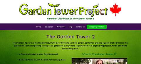 Saskatoon Website Design | All Green Marketing Inc.